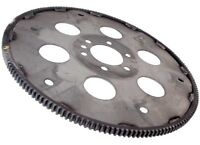 Big End Performance 34001 Small Block Chevy OEM Replacement Flexplate, Internal