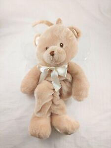Gund My First Teddy Pullstring Musical Plush Toy Tan Bear 4043970
