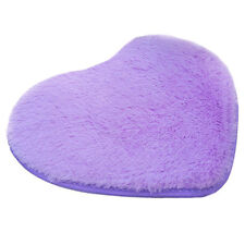 Soft Absorbent Memory Foam Bath Bathroom Floor Shower Heart Mat Rug