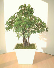 "Japanese Maple - 18"" (46cm) - Imitation Replica Plant, Artificial Faux Silk Tree"