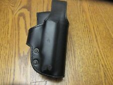 German Police Holster Fits Walther P5! Thumb Snap Black Leather! MINT & COOL!!!