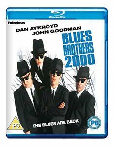 Blues Brothers 2000 [Blu-ray] [DVD][Region 2]