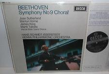 SXL 6233 Beethoven Symphony No.9 Vienna Philharmonic Orch Schmidt-Isserstedt WBG