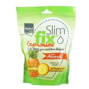 Intermed Slim Fix Pineapple Gummies, (Pineapple Weight Loss Jellies), 210gr