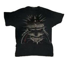 Vintage Black Skull Bone Tshirt Large Hellraiser  Shirt