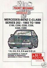 Mercedes Benz C Class 202 series petrol, '93-'99 Russek