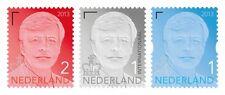 Nederland 2013 frankeerzegels  Koning Willem Alexander 3135-3137  postfris/mnh