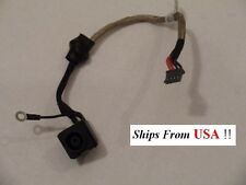 NEW!! Sony Vaio PCG-81114L SIDE Wired - Cable Harness Laptop DC POWER JACK
