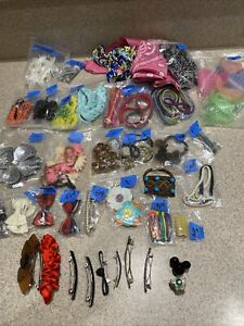 Lot of Hair Accessories - Various Headbands and Hair Clips - Excellent Condition
