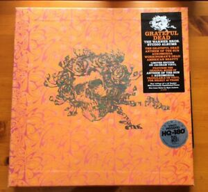 The Grateful Dead The Warner Bros. Studio Albums 5 LP Box set Pre -owned
