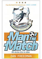 Man of the Match (Jamie Johnson), Freedman, Dan, Very Good Book