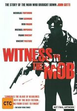 Witness To The Mob (DVD, 2003)
