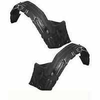 New Set Of 2 Front Inner Fender Splash Shield Liner LH & RH Side Fits Montero