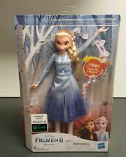 Disney Frozen 2 - Singing Elsa Doll - Into the Unknown - *SEALED*