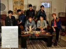 INFINITE-AIR (TYPE-A)-JAPAN CD+DVD+BOOK Ltd/Ed I98