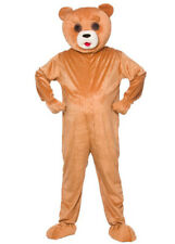 Adult Size Mascot Teddy Bear Costume