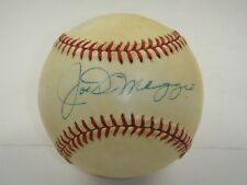 JOE DIMAGGIO PSA/DNA SIGNED OFFICIAL AMERICAN LEAGUE BASEBALL AUTOGRAPH #AD00723
