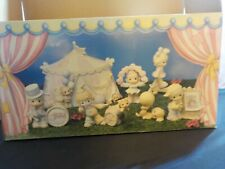 New ListingPrecious Moments Sammy's Circus Precious Moments Collectible 7pc Set, new in box