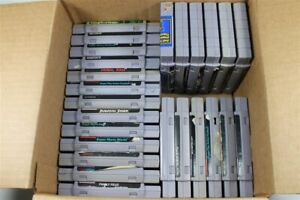 Discounted Lot of 25 Super Nintendo Games - Jurassic Park, Primal Rage, Mario