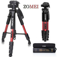 ZOMEI Aluminium Portable Travel Camera Tripod For Canon Nikon Camcorder Phone
