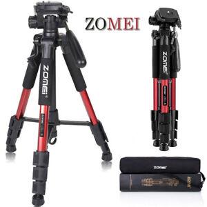 ZOMEI Aluminium Portable Travel Camera Tripod For Camcorder Phone Canon Nikon UK