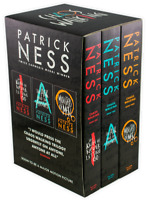 Chaos Walking 3 Books Young Adult Collection Paperback Box Set By - Patrick Ness