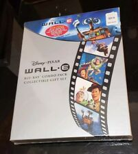 Wall-E (Blu-Ray Collectible Gift Set) Disney walle wally movie film RARE NEW