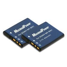 2x BATTERIES for SONY NP-BN1 CyberShot DSC-T99 T110 N Type Camera BATTERY