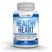Healthy Heart - Artery Cleanse & Protect. Support Arteries From Plaque Damage.