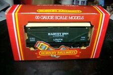 Hornby 00 Gauge Scale Model Train Car R.215 - Cattle Van