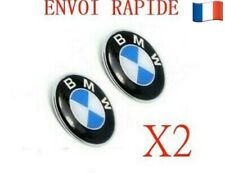 ⭐️2X Logo Emblème Stickers Clé Key BMW 11mm série1 3 5 6 7 X1 X2 X3 X5 X6 M3 M5