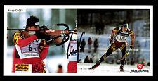 Rico Gross Autogrammkarte Original Signiert Biathlon + G 17348