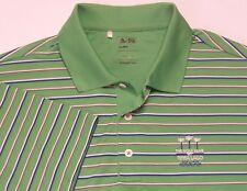 Adidas ClimaLite Mens Green Golf Polo Shirt L The Golf Club at Terra Lago