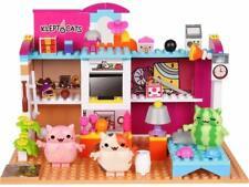K'nex Kleptocats Collector Construction The Bedroom Scene Set