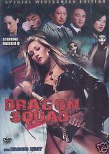 Dragon Squad Aka Dragon Heat- Hong Kong Rare Kung Fu Martial Arts movie -33A