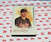 Mike Mussina 2020 Topps Allen and Ginter Baseball Card #37 baltimore orioles