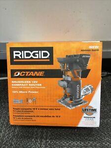 Ridgid R860443B Router