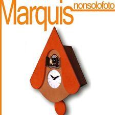reloj reloj de cuco art. 105 naranja dis. Pareek