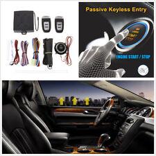 Car Security Alarm Smart System Set Keyless Entry Remote Lock Car Burglar Alarm