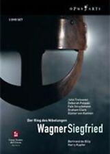Siegfried Gran Teatre Del Liceu De Billy 0809478009122 DVD Region 1