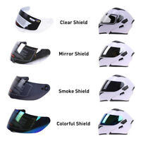 Fit For AGV K1 K3SV K5 Motorcycle Wind Shield Helmet Lens Visor Full Face IODFK