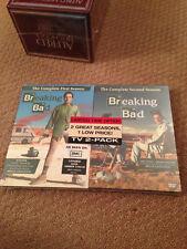 Breaking Bad Season 1, 2, 3 DVD Bundle - Brand New!!!