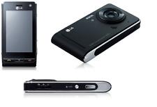 "LG KU990 Viewty 3.0"" 240x400 pixels 5MP 480p Schneider-Kreuznach optics"