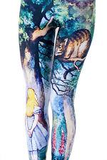Alice In Wonderland Leggings. New