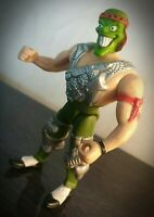 The Mask Animated Series (1997) Toy Island Sgt. Mask Action Figure