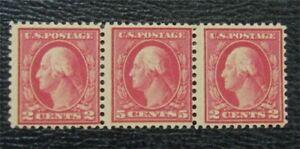 nystamps US Washington Stamp # 505 Mint OG NH Color Error $625   U18x1506
