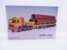 Lot 23626 | Kibri ho 10626 Man scheuerle difícil transporte kit nuevo en OVP