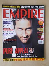 EMPIRE FILM MAGAZINE No 111 SEPTEMBER 1998 THE X-FILES - DUCHOVNY & ANDERSON