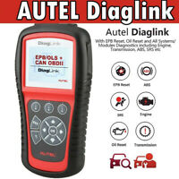 AUTEL Elite DIAGLINK MD802 ALL SYSTEMS OBD2 Diagnostic Scanner Tool HOLDEN FORD