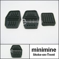 Classic Mini Pedal Rubber 3 Piece Set For Later Models 1976-1990 rover austin